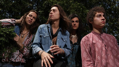 Greta Van Fleet fan photo