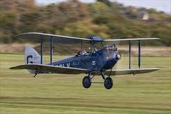 De Havilland DH.60 Moth - 01 (NickJ 1972) Tags: shuttleworth collection oldwarden race day airshow 2018 aviation dehavilland dh60 moth geblv