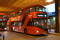 (Will Swain) Tags: london euston bus station 27th july 2018 greater city centre capital south buses transport travel uk britain vehicle vehicles county country england english