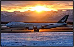 B-LJN Cathay Pacific Boeing 747-867F (Bob Garrard) Tags: bljn cathay pacific boeing 747867f 747 anc panc sunrise
