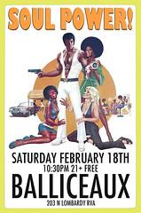 2012 (BOPST) Tags: bopst design poster gigposter blacksploitation dj danceparty vinyl funk soul rb 2012