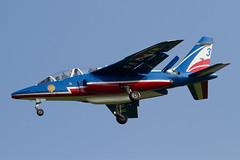 Alpha Jet E68 F-TEMO 3 PdF (spbullimore) Tags: airport cambridge 2018 lair armee force air french france epaa 20300 patrouille de dassault alpha jet e e68 ftemo 3