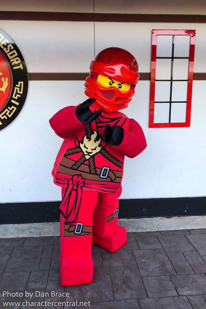 Kai (LEGO Ninjago) at Disney Character Central