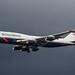 EGLL - Boeing 747 - British Airways - G-BNLY