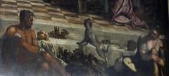 """""""La Dernière Cène"""", Le Tintoret, Salle capitulaire, Scuola Grande di San Rocco, sestiere de San Polo, Venise, Vénétie, Italie (byb64) Tags: sanpolo frari venise venezia venice venedig venexia venecia vénétie veneto venetien italie italy italia italien europe eu europa ue unesco unescoworldheritagesite ville ciudad city town citta sanrocco scuolagrandedisanrocco saintroch tintoret tintoretto xvie 16th renaissance renacimiento rinascimento maniérisme manierismo mannerism écolevénitienne венеция италия скуоласанрокко ladernièrecène cène repas lastsupper abendmahljesu letztesabendmahl laúltimacena santacena"""