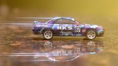 Nissan Skyline GT-R R32 (-SOLO--) Tags: advan driftcar gtr hks hotwheels nissan r32 skyline speed mittwochsmakro