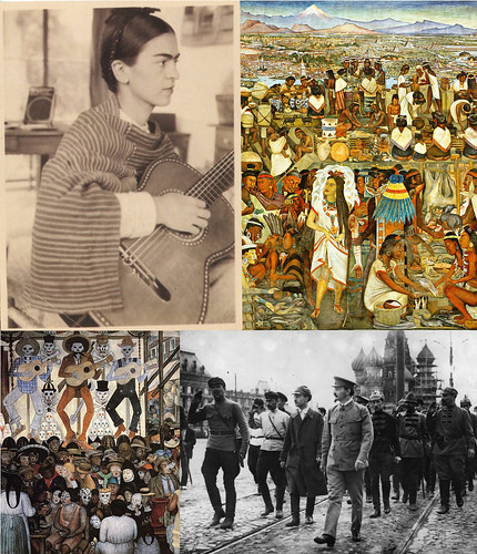 #fridakahlo 🌹 #pittura #arte 🎨#chitarra #requinto #diegorivera #trotsky #tenochtitlan 💀 #surrealismo #murales #aztechi 🎥#elettriv💻📲 #musica #webtv  #musicaoriginale #sottosuolo #art #soviet #kronstadt #webtvmus
