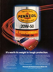 1984 Pennzoil GT Performance Motor Oil Chevrolet Camaro USA Original Magazine Advertisement (Darren Marlow) Tags: 1 4 8 9 19 84 1984 p pennzoil g t gt perfomance oil o petrolium gas gasoline b benzin c car a automobile v vehicle e engine 80s chev chevy chevrolet camaro
