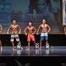 Mens Physique Novice 4th Hagel 2nd Johnson 1st Doherty 3rd Duncan 5th Glancy
