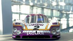 XJR-9 (ElementoMagico) Tags: jaguar xjr9 castrol grup c lemans museum gran turismo gt sport ps4