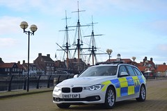 NX67 EAP (S11 AUN) Tags: cleveland police bmw 330d 3series touring anpr traffic car roads policing rpu 999 emergency vehicle nx67eap