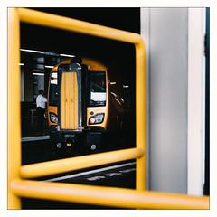 Tubular Rails (Gingydadtog) Tags: birmingham birminghamsnowhillstation class172 dmu dieselmultipleunit passengertrain westmidlands westmidlandstrains