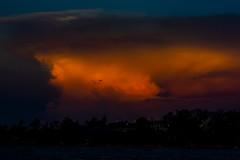 Stormclouds In The Evening (Markus Branse) Tags: sunset northern territory australia sonnenuntergang clouds cloud wolke wolken australien weer weather wetter meteo abend abendstimmung regenzeit tropen abendrot ozeanien natur nature natuur austrlie oz nightcliff nightcliffbeach jetty