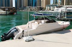 Boat... (JarkkoS) Tags: 2470mmf28eedafsvr boat d850 dubai dubaimarina uae unitedarabemirates ae