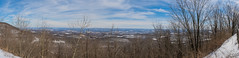 Mount Ararat Panorama (John Brighenti) Tags: outside outdoors nature woods forest rural pennsylvania pa pennswoods roadtrip travel hike trees winter march southerpennsylvania route30 lincolnhighway roadside road street highway panorama wide distance view overllook scenic mount ararat shiphotel bedfordcounty bedford juniata landscape sony alpha a7rii ilce7rm2 ilce nex emount femount bealpha sonyshooter tamron 2875 rxd