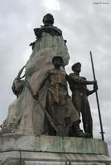 MONUMENT A VÍCTOR CHÁVARRI (Euskadi, abril de 2009) (perfectdayjosep) Tags: portugalete euskadi portugaleteeuskadi paísbasc euskalherria perfectdayjosep monumentvíctorchávarriportugalete