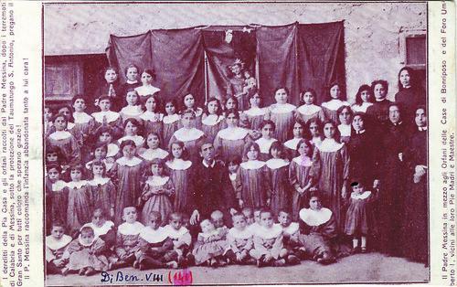 Palermo - Pia Casa Lavoro e Preghiera