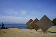DSC04563.JPG (kabamaruk) Tags: edited kagawa shikoku naoshima art sky sea