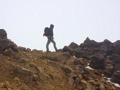 Silueta en la montaña (dcdc887) Tags: ecuador montaña montañismo volcán volcano mountain