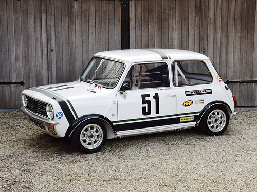 Mini Clubman 1275 GT Historic Racecar (1971)