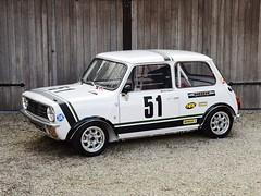 Mini Clubman 1275 GT Historic Racecar (1971)
