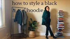 How To Style a Black Hoodie    Winter Layering Inspiration (yoanndesign) Tags: blackconverse blackhoodie brandymelville fashion imovie jordanswenddal jswendd layering layeringinspiration newchannel outfitinspirationforjanuary seattlefashion style topshoppants urbanoutfitters