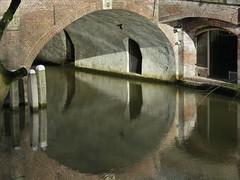 oudegracht utrecht (gerben more) Tags: oudegracht bridge water canal netherlands nederland utrecht