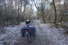 Weekend Wintercamping Event (Kitty Terwolbeck) Tags: outdoors nature kamperen winterkamperen camping netherlands nederland cycling fietstrektocht microadventure adventure bikepacking biketouring veluwe veluwezoom posbank wintercamping