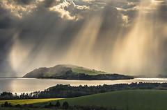 Havránok (kasinco) Tags: slovakia landscape light clouds water pentax spring storm