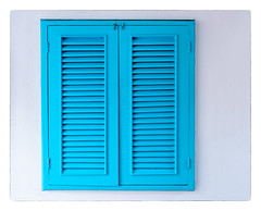 Shuttered (Timothy Valentine) Tags: 0417 2017 window shutters vacation blue wednesday sanjuan puertorico pr