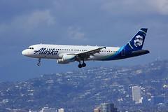 A320 N622VA Los Angeles 21.03.19 (jonf45 - 5 million views -Thank you) Tags: airliner civil aircraft jet plane flight aviation lax los angeles international airport klax alaska airlines airbus a320 n622va