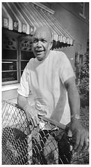 Gardner Bishop, fighter for better D.C. schools: 1974 (Washington Area Spark) Tags: gardner bishop b d barbershop consolidated parents integration segregation jim crow separate but equal black african american rights school bolling v sharpe due process washington dc 1974