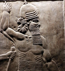 House God (calmeilles) Tags: london england unitedkingdom ashurbanipal britishmuseum middleeast nineveh
