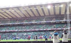 England v France 02 (oldfirehazard) Tags: england engvfra france rugby rugbyunion rufc 6nations sport twickenham london 2019 february international outdoor stadium winter