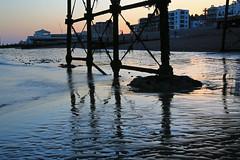 2018_05_06_0188 (EJ Bergin) Tags: sussex westsussex landscape worthing sunset beach sea seaside worthingpier seafront
