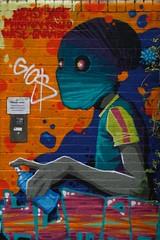 London Street Art 2019/040 (gary8345) Tags: greatbritain graffiti urbanart london britain 2019 art england eastlondon artistic unitedkingdom londonist shoreditch snapseed streetart uk