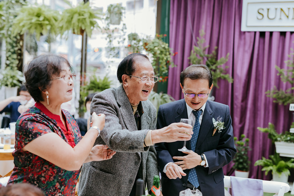 [婚攝] Sunny & Benjamin 孫立人將軍官邸婚禮精選
