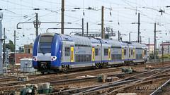 Z 24647/48 (374), Amiens - 10/09/2011 (Thierry Martel) Tags: z24500 amiens automotrice sncf