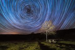 Santa Teodosia (Alfredo.Ruiz) Tags: cqnon 5d samyang 14mm circumpolar noche estrellas santateodosia alava