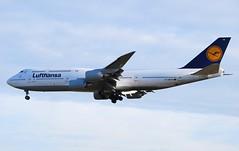 D-ABYR B747 830 Lufthansa (corrydave) Tags: 37842 lufthansa b747 b747800 frankfurt dabyr