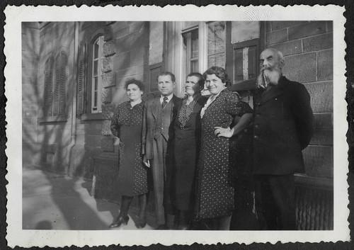 AlbumC283 Familienfoto, 1930-1950er