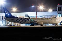 VP-BMB | Aeroflot - Russian Airlines (SkyTeam livery) | Boeing 737-8LJ | BUD/LHBP (Tushka154) Tags: hungary specialscheme spotter 737nextgeneration vpbmb ferihegy budapest skyteam nightphotography 737800 boeing aeroflotrussianairlines 737 7378lj 737ng aeroflot aircraft airplane avgeek aviation aviationphotography boeing737 boeing737nextgeneration boeing737ng budapestairport lhbp lisztferencinternationalairport planespotter planespotting spotting