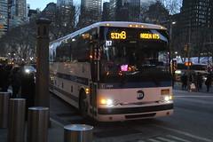 IMG_4682 (GojiMet86) Tags: mta nyc new york city bus buses 2014 x345 2494 sim8 42nd street 6th avenue