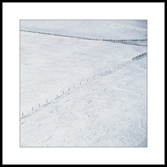 measuring the world (luci_smid) Tags: boundary space winter impression
