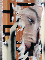 _DSC0009 (Luis G. Vesperinas) Tags: city composition decollage entropy eyes eye gentrificación gentrification texture face murs muro poster publicitat urban streetart typography torn street wall parís