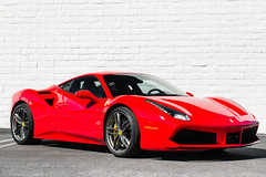 2018 Ferrari 488 GTB 8 (Luxury Cars Los Gatos) Tags: ferrari 488 ferrari488 rossocorsa