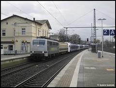 RailAdventure 111 210 + Arriva FLIRT 555, 557 & 556 // Bahnhof Herzogenrath (Loco Locon) Tags: loco locon trein train overbrenging radve railadventure br111 arriva flirt 555 557 556 herzogenrath