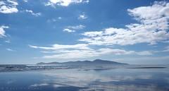 Kapiti Island (Maurice Grout) Tags: newzealand northisland paraparaumu queenelizabethpark kapitiisland sea island sky cloud water qe2park