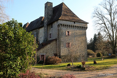 24 St-Pierre-de-Frugie - Frugie (Herve_R 03) Tags: france architecture château castle dordogne aquitaine