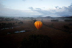 """The sky's the limit."" (takupanda) Tags: flying balloon goldcoast australia travel canon eos 5dmk3 5d mark3"